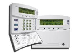 Alarm Systems Touch pads